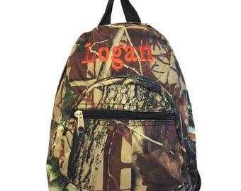 Small backpack-child backpack-backpack-toddler backpack-gift-camo backpack-boy backpack-monogrammed backpack-personalized backpack