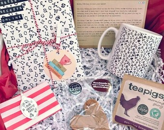 The Book Date Gift Box