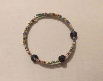 Diffuser bracelet, essential oil bracelet, lava bead bracelet, aromatherapy bracelet
