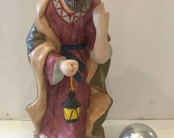 The Innkeeper Nativity Figurine