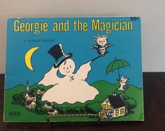 1966 Georgie and the Magician by Robert Bright