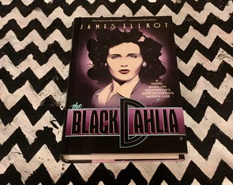 The Black Dahlia by James Ellroy (Hardcover, 1987)