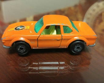 Matchbox Superfast - BMW 3.0 CSL - 1976 - Lesney