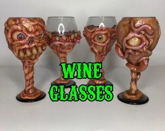 Moldy Wine Glasses