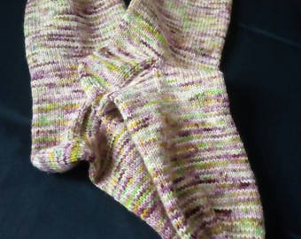 Hand Knitted socks Gr. 38/40. Cuddly soft