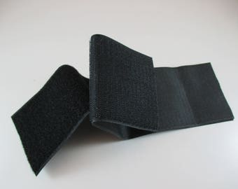 Coupon Ribbon Velcro tape, tape holding sewing, width 8 cm.