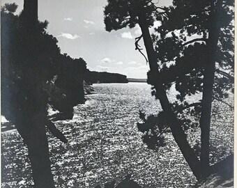 Lake Superior form Miners Castle - - Mildred Keeton