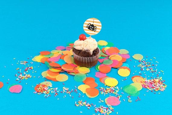 Deco cupcake halloween a imprimer - Guirlande halloween a imprimer ...