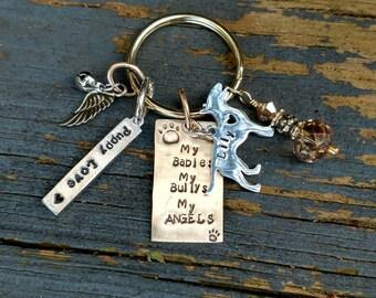 Dog/pet memorial key chain