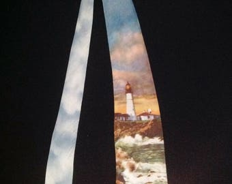 1950s Men's Neck Tie / Label - Classic Park Lane - Colour photo