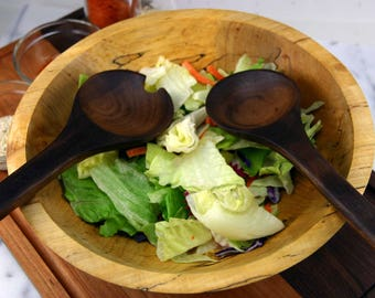 Salad Servers Set / 11'