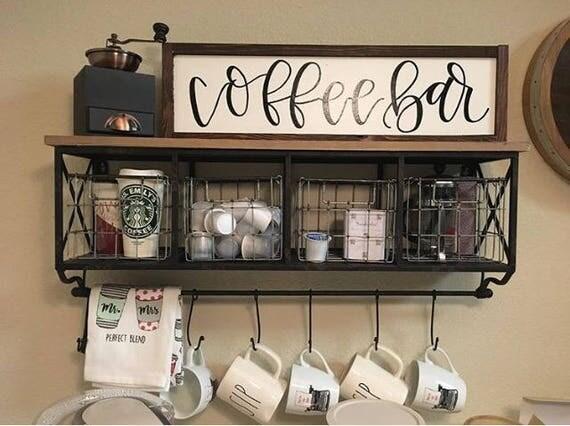 coffee bar decor Design Decoration