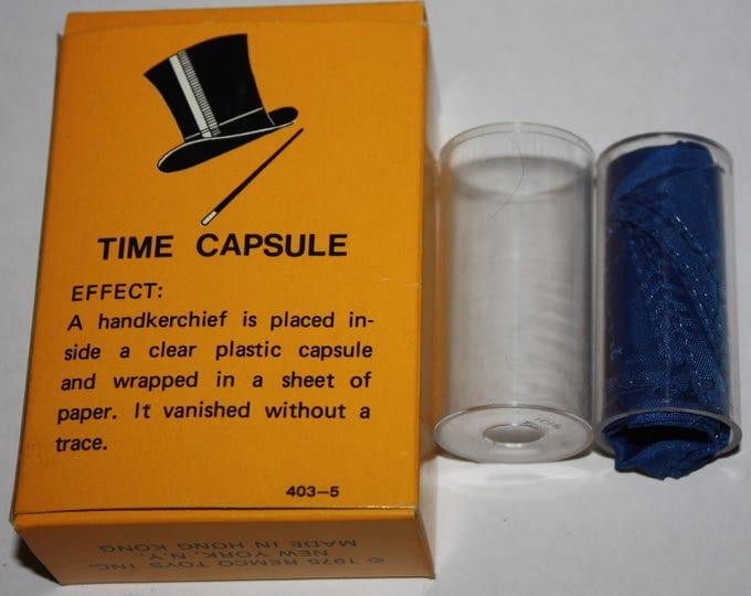 Magic Trick Time Capsule Remco 1975 Vintage RARE