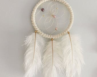 Corded Dream Catcher