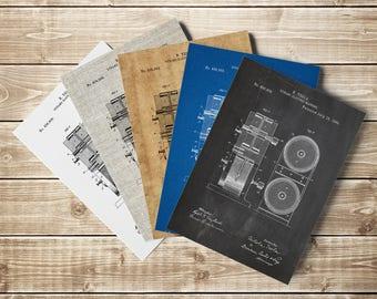 DC Generator Print, Dynamo Printable, Dc Generator Poster, Dynamo Machine, Nikola Tesla, Dynamo Poster, Dynamo Print,Tesla, INSTANT DOWNLOAD