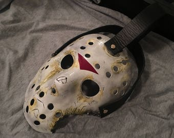 Jason Voorhees Friday The 13th Part 7 New Blood MASK
