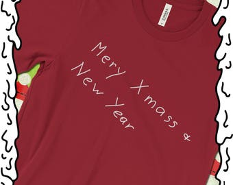 "Zodiac ""Mery Xmass + New Year"" - Shirt"