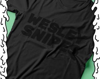 Wesley Snipes - Shirt