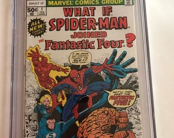 What If Spiderman Joined the Fantastic Four