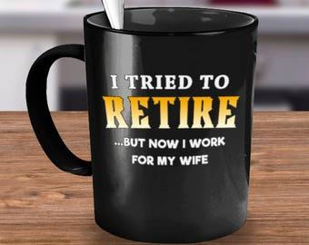 Retirement Mug - Retirement Gift