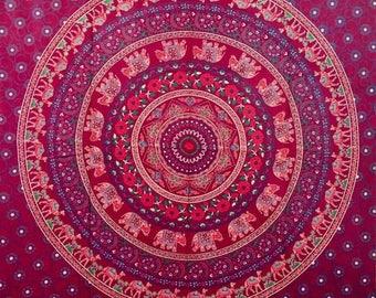 Mandala bedding / tapestry..