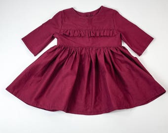 Cranberry Roanoke Dress or Top