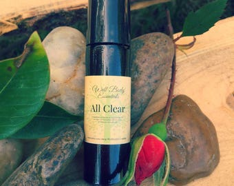 CLEAR SKIN acne care oil | Acne skin care | Drug-Free Acne Care | Non-toxic Acne Care