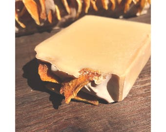 Vanilla Orange, Organic, Vegan, Handmade Soap