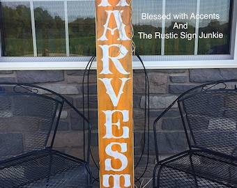 Large welcome signs, Harvest  welcome signs, Welcome porch signs, Front porch decor, Rustic welcome signs, Front porch wood welcome signs