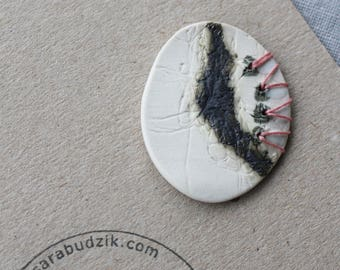 Miscellaneous Porcelain Brooches