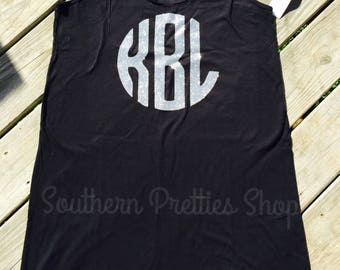 Monogram Swimsuit Coverup