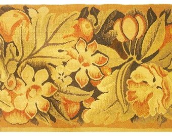 18th Century Tapestry Fragment