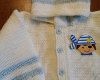 Baby / Toddler Hooded Sweater