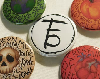 The Front Bottoms Buttons