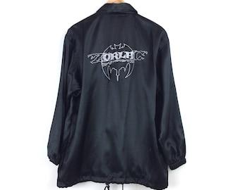 Vintage Zorlac Jacket / Zorlac Shirt / Zorlac Skateboarding / Skate Shirt / Zorlac Hoodie / Vintage Skate Tee