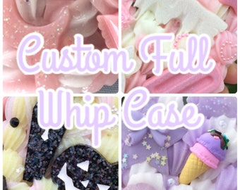 Custom Full Whip Decoden Phone Case Any Theme, Any Device MADE TO ORDER