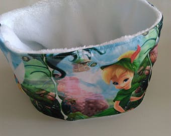 Snood for children fairy Tinkerbell and her friends