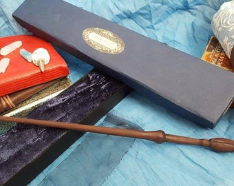 Luna Lovegood Wand - Baguette Luna Lovegood - Harry Potter - witch - wand - gift - birthday