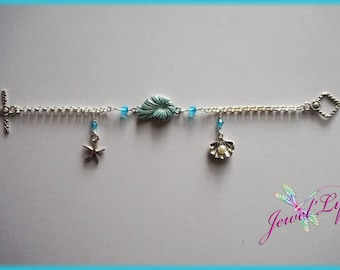 The sea themed bracelet