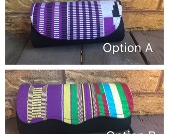 Ankara Clutch, African Print Purse, Kente Clutches, Kente Bags, Ghana Print Bag, Kente Purse, African Print Clutch