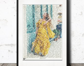 Beyonce  - Hold Up / Lemonade / Lyric Poster Artwork Print - Limited Edition!