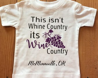 This is Wine Country