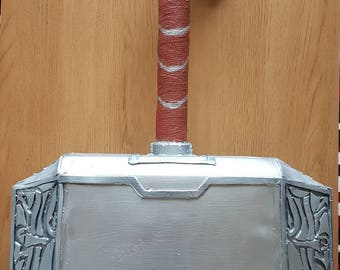 Mjolnir. Thors hammer. For cosplay or display
