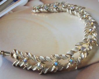 Vintage Glam Wedding/Bridal Rhinestone Bracelet   Women's Special Occasion Bracelet