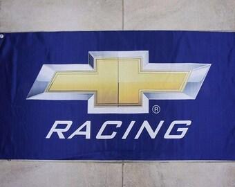 chevrolet racing logo. chevrolet flag banner chevy nova camaro impala corvette ss limited racing nhra logo l