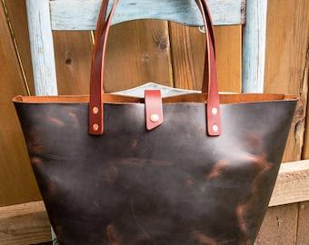 Sedona Tote - Large - Ready to Ship! Large handmade totebag, purse, or diaperbag
