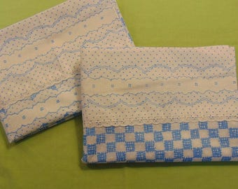 Utica pillow case set / LIKE NEW