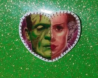 Frankenstein Love PIN