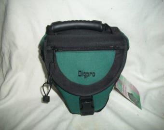 Vintage Canvas, Nylon SLR Holster Bag, NWT