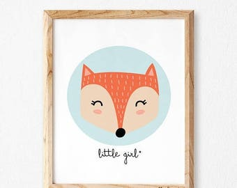 Little girl room art, Art for girls room, Studio mini, Decor for girls room, Kids wall art, Childrens art, baby girl room print, girl room